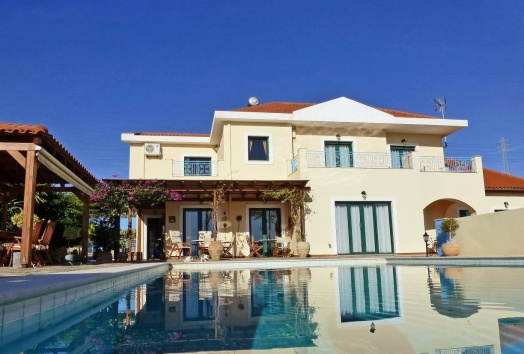 villa for sale, vila, sale, agios nikolaos, lasithi, pool, sea view,