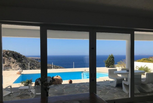 vila for sale, sitia, pool, seaview, crete, lasithi