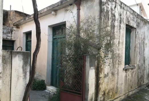 old, traditional, house for sale, crete, Limnes, greece
