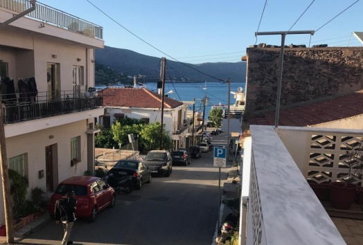 house, sale, elounda, crete, seaview, center, greece, summer, balconi