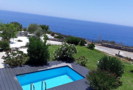 vila, for sale, crete, makry gialos, south crete, pool,