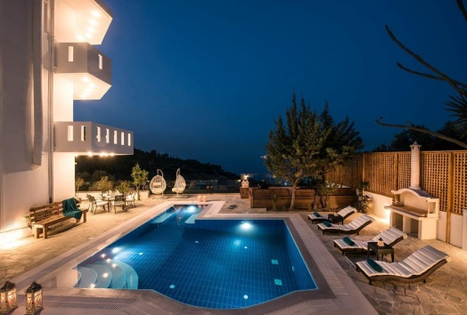 luxury, villa, for sale, heraklion, crete, greece