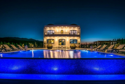 luxury, villa, for sale, crete, greece, heraklion, seaview, property