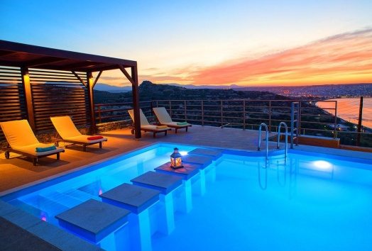 luxury, vila, forsale, crete, sitia, petras, pool, seaview, seaside, vacations, holidays,
